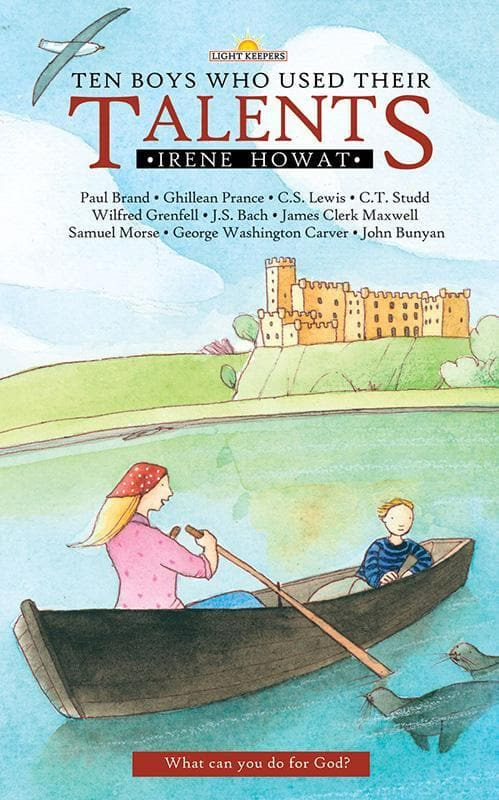 9781845501464-Lightkeepers: Ten Boys Who Used Their Talents-Howat, Irene