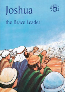 9781845501662-Bible Time: Joshua: The Brave Leader-Mackenzie, Carine