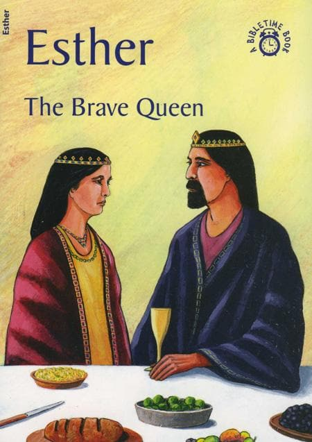 9781845501952-Bible Time: Esther: The Brave Queen-Mackenzie, Carine