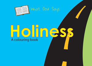 9781845502140-What God Says: Holiness-MacKenzie, Catherine