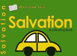 9781845502157-What God Says: Salvation-Mackenzie, Catherine