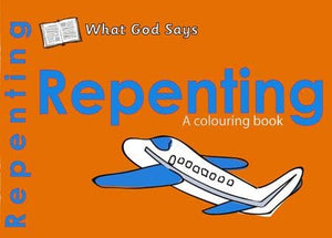 9781845502164-What God Says: Repenting-Mackenzie, Catherine