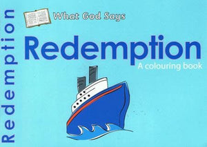 9781845502171-What God Says: Redemption-Mackenzie, Catherine