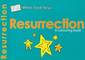 9781845502188-What God Says: Resurrection-Mackenzie, Catherine