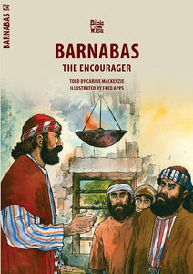 9781845502904-Bible Wise: Barnabas: The Encourager-Mackenzie, Carine