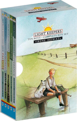 Lightkeepers Boys Box Set: Ten Boys by Howat, Irene (9781845503185) Reformers Bookshop