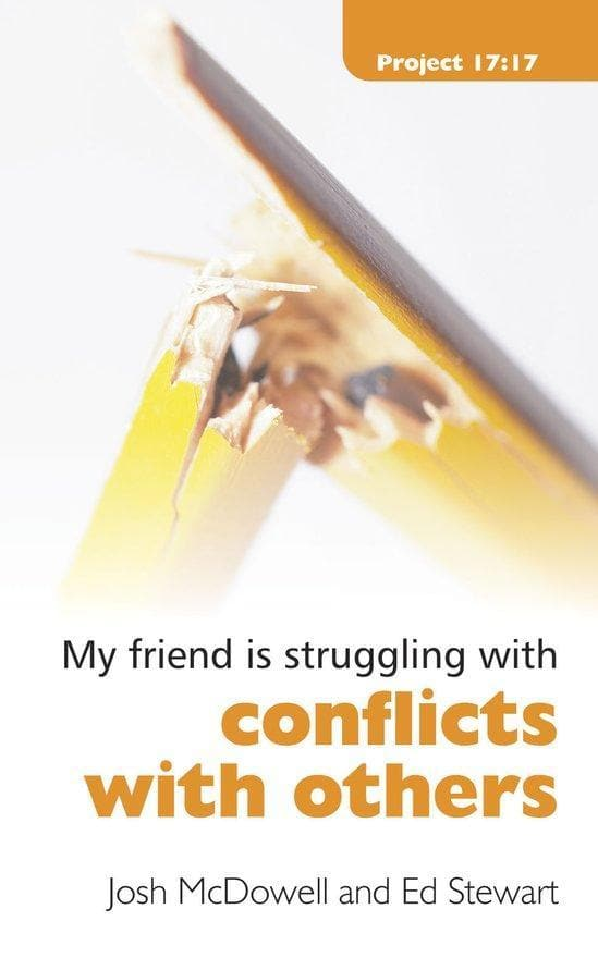 Struggling With Conflicts With Others