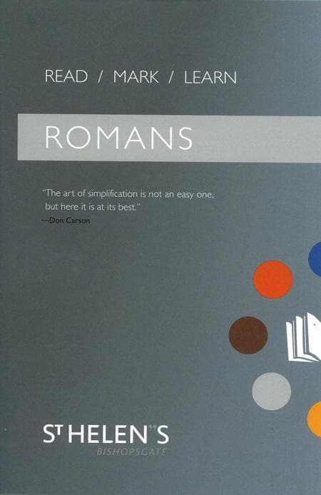 9781845503628-Read Mark Learn: Romans-Bishopsgate, St Helens