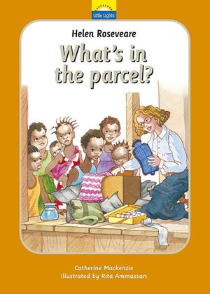 9781845503833-Little Lights: Helen Roseveare: What's in the Parcel-Mackenzie, Catherine