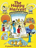 The Happy Harvest: A puzzle book about Ruth by MacLean, Ruth (9781845504052) Reformers Bookshop