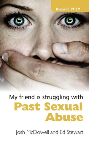 9781845504434-My Friend Is Struggling with Past Sexual Abuse-McDowell, Josh