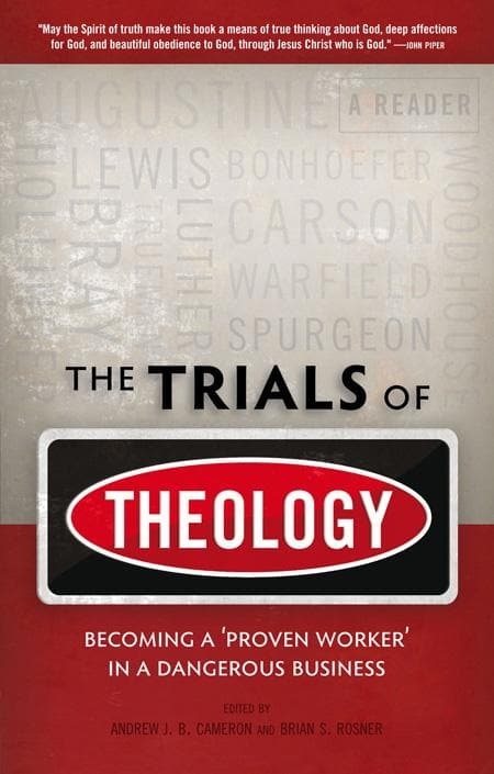 9781845504670-Trials of Theology, The-Rosner, Brian and Cameron, Andrew