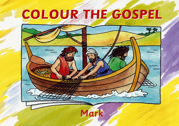 9781845504830-Colour the Gospel Mark-Mackenzie, Carine
