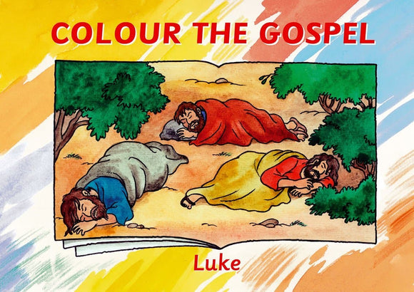 9781845504847-Colour the Gospel Luke-Mackenzie, Carine