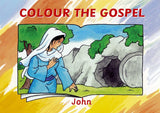 9781845504854-Colour the Gospel John-Mackenzie, Carine