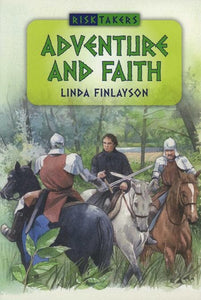 9781845504915-Risktakers: Adventure and Faith-Finlayson, Linda
