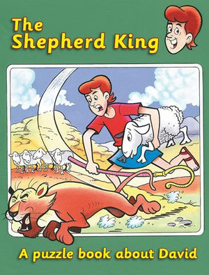 9781845504984-Shepherd King, The: A Puzzle Book about David-Maclean, Ruth