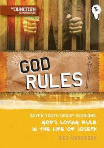 9781845505486-TNT God Rules: God's Loving Rule in the Life of Joseph-Margesson, Nick
