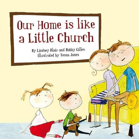 9781845505523-Our Home Is Like a Little Church-Blair, Lindsay and Gilles, Bobby