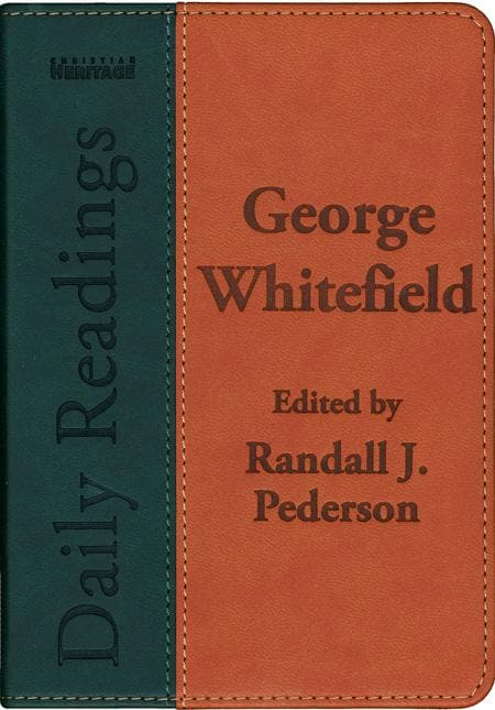 9781845505806-Daily Readings: George Whitefield-Whitefield, George