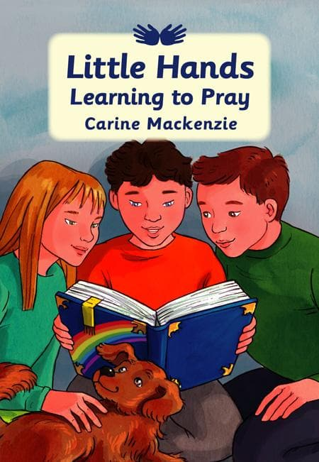 9781845505912-Little Hands Learning to Pray-Mackenzie, Carine