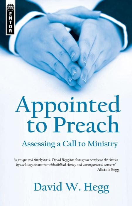 9781845506193-Appointed to Preach:-Hegg, David W.
