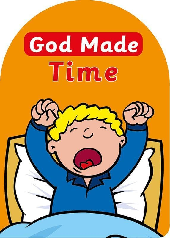 9781845506575-God Made Time-Mackenzie, Catherine