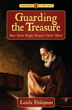 9781845506834-Guarding the Treasure: How God's People Preserve God's Word-Finlayson, Linda