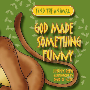 9781845506919-God Made Something Funny-Reeve, Penny