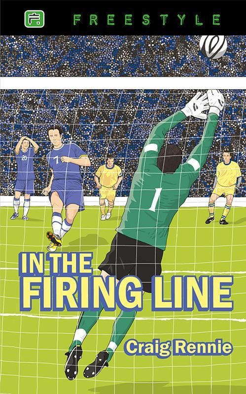 9781845507206-Freestyle:In the Firing Line-Rennie, Craig