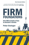 Firm Foundations by Grainger, Peter (9781845507282) Reformers Bookshop