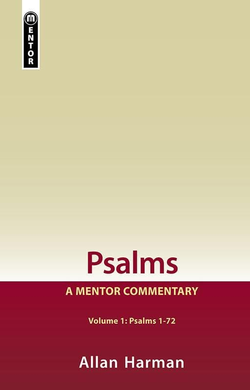 9781845507374-Mentor Psalms 1-72-Harman, Allan