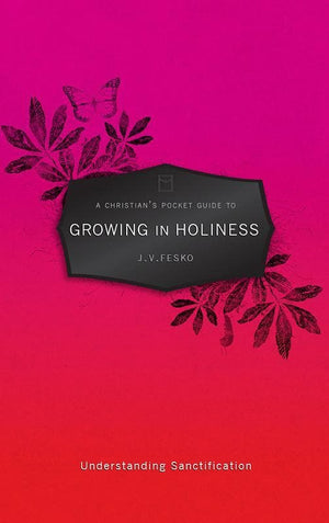 9781845508104-Christian's Pocket Guide to Growing in Holiness: Understanding Sanctification-Fesko, John V