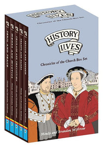 9781845508142-History Lives Box Set-Withrow, Brandon & Mindy