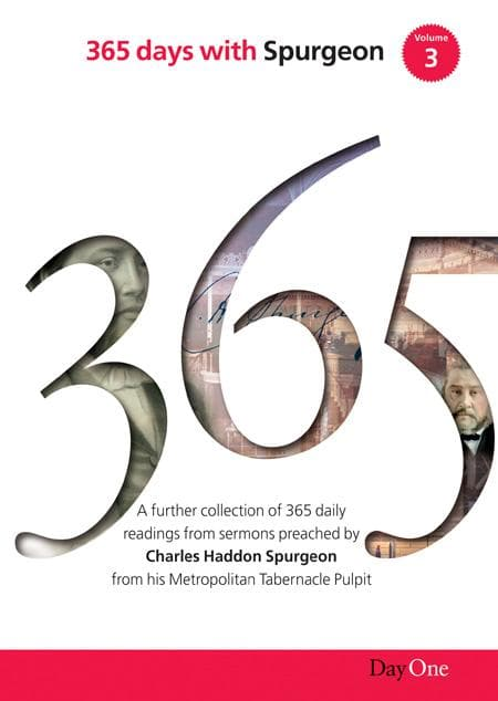 9781846250064-365 Days with Spurgeon Volume 3-Spurgeon, Charles; Crosby, Terence