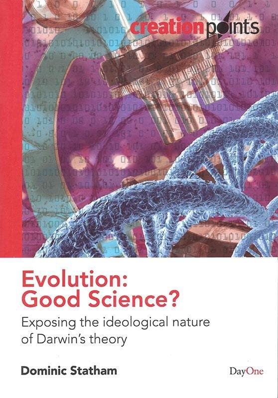9781846251702-Evolution: Good Science: Exposing the Ideological Nature of Darwin's Theory-Statham, Dominic