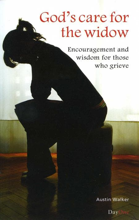 9781846251993-God's Care for the Widow: Encouragement and Wisdom for Those Who Grieve-Walker, Austin