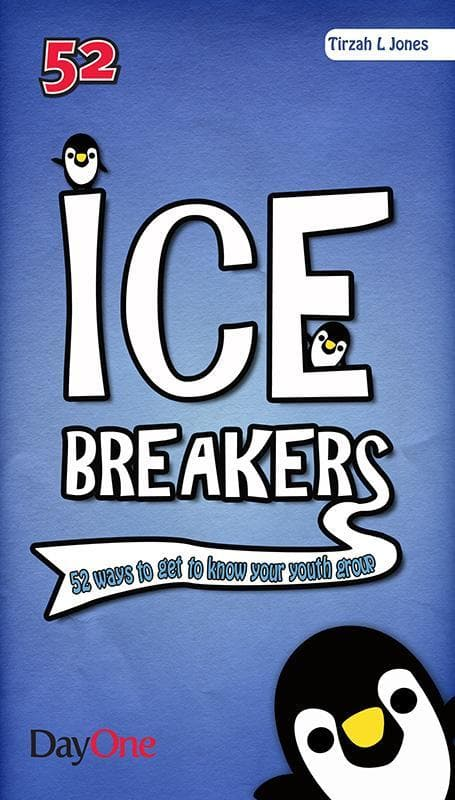 9781846253287-Ice Breakers: 52 Ways to Get to Know Your Youth Group-Jones, Tirzah L.