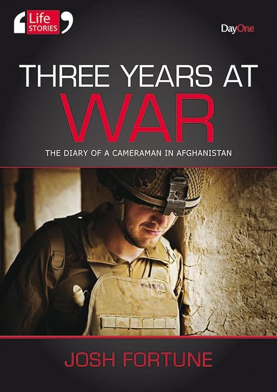 9781846253720-Three Years at War: The Diary of a Cameraman in Afghanistan-Fortune, Josh