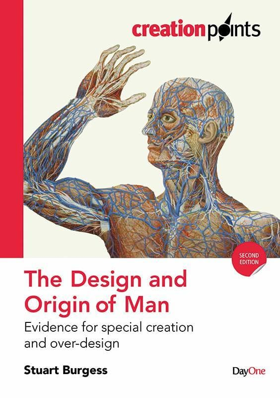 9781846253928-Design and Origin of Man, The: Evidence for Special Creation and Over-Design-Burgess, Stuart