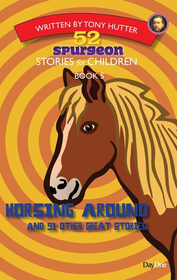52SSC Book 5: Horsing Around