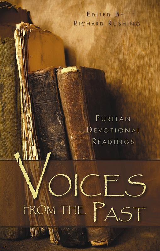 9781848710481-Voices from the Past: Puritan Devotional Readings-Rushing, Richard