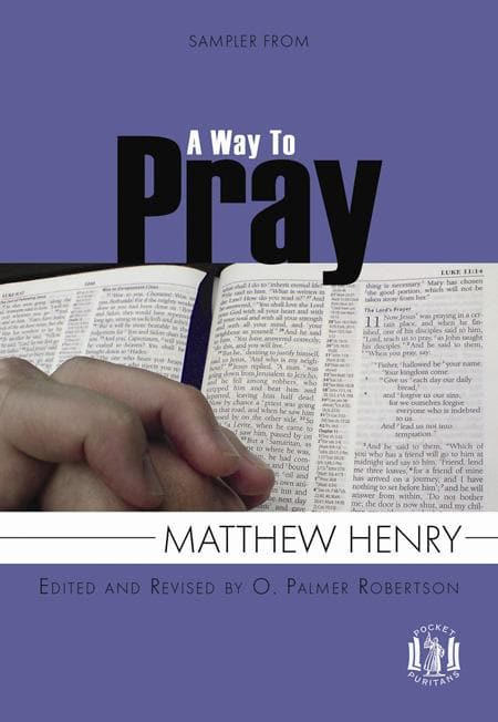 9781848710887-PP Way to Pray, A-Henry, Matthew