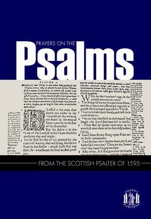 9781848710955-PP Prayers on the Psalms: From the Scottish Psalter of 1595-