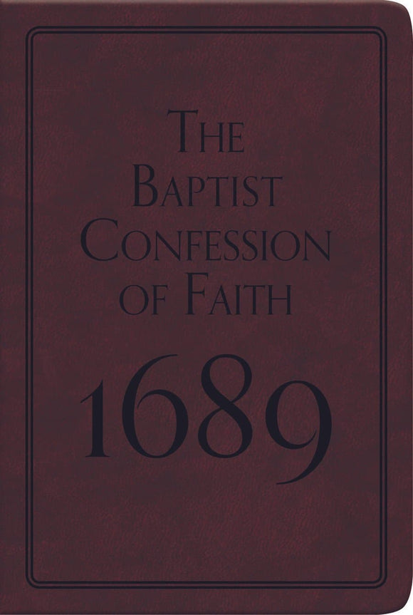 The Baptist Confession of Faith | Various | 9781848711822