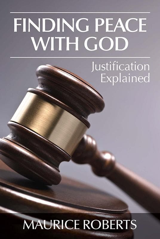 9781848712782-Finding Peace With God: Justification Explained-Roberts, Maurice
