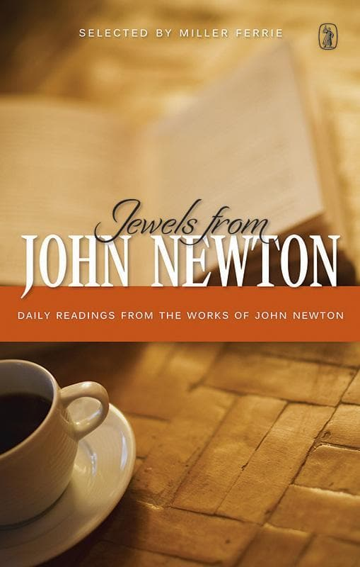 9781848715554-Jewels From John Newton: Daily Readings from the Works of John Newton-Newton, John