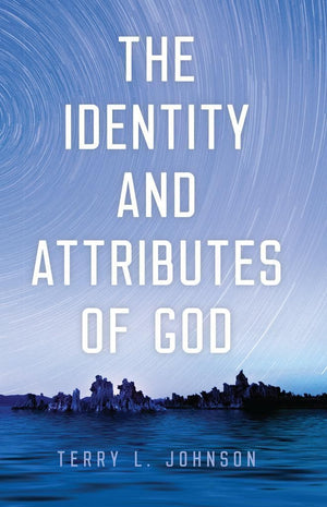 Identity and Attributes of God, The by Johnson, Terry L. (9781848718548) Reformers Bookshop