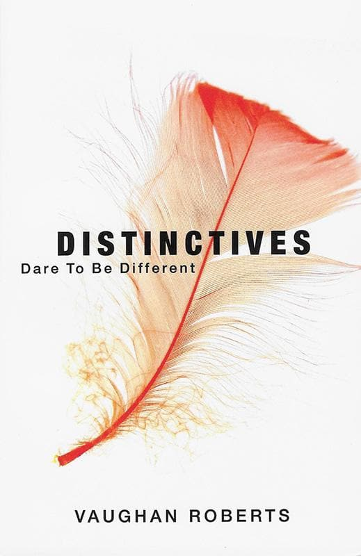 9781850783312-Distinctives: Dare to be Different-Roberts, Vaughan