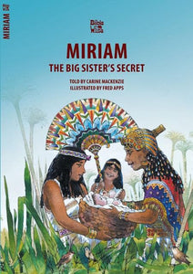 9781857920987-Bible Wise: Miriam: The Big Sister's Secret-Mackenzie, Carine
